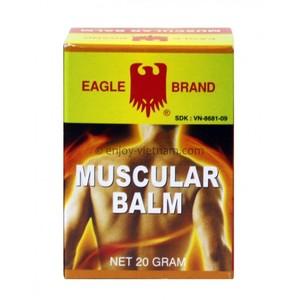 Eagle Muscular Balm 12x20g