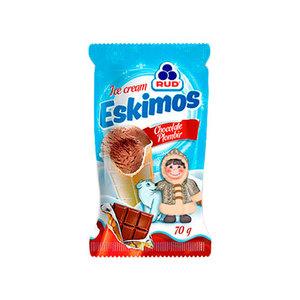 Eskimo Ice Cream Chocolate Plombir 80g
