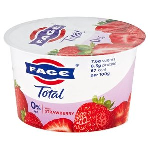 Fage Yoghurt With Strawberry Tub 170g