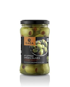 Gaea Green Olives Stuffed With Natural Pimento 295g