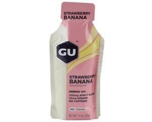 Gu Energy Gel Strawberry Banana 32g