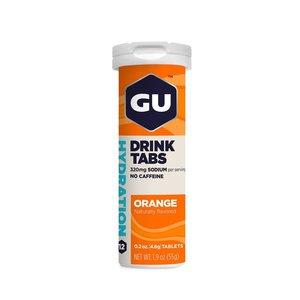 Gu Hydration Drink Tabs Orange 55g