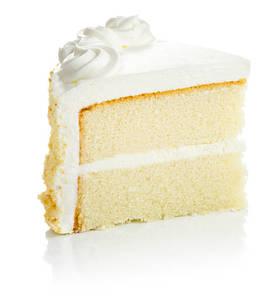 I.R.B Slice Cake Vanilla 1pc