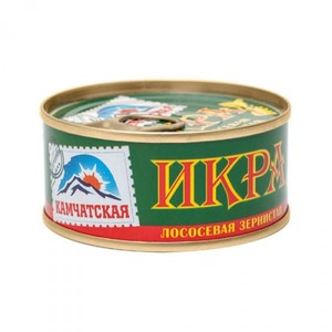 Kamchatskaya Salmon Caviar 1st Grade 100g