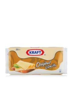 Kraft Single Slice Regular 360g/400g