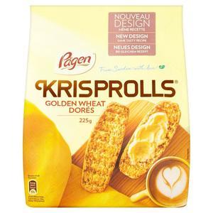 Krisproll Golden Wheat Dores Biscuit 225g
