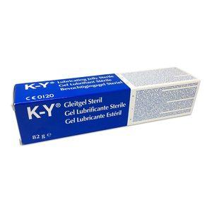 K-Y Lubricating Jelly Sterile 82g