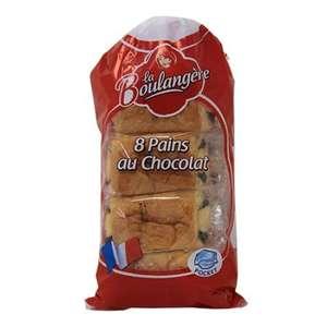 La Boulangere Pains Au Chocolate 8pcs