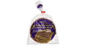 Modern Bakery Bread Flat Arabic Multicereal 1pc