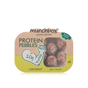 Munchbox Protein Pebbles Coconut 80g