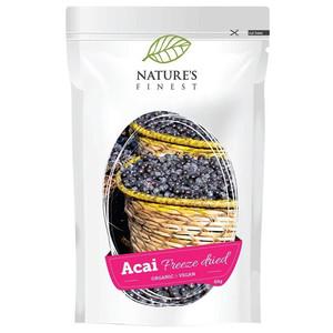 Natures Finest Bio Acai Powder (Freeze Dried) 60g