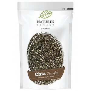 Natures Finest Bio Chia Powder 125g