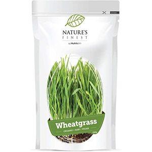 Natures Finest Bio Wheatgrass Powder 250g