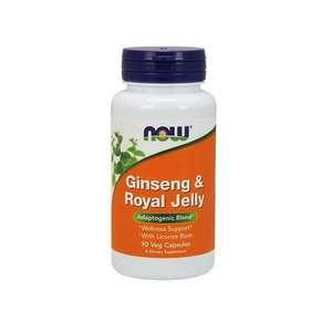 Now Vitamin Ginseng & Royal Jelly Caps 90pcs