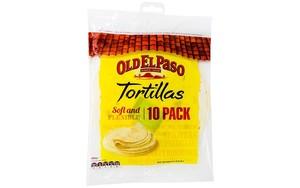 Old El Paso Tortillas Soft 400g