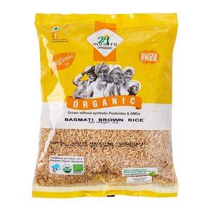 Organic Basmati Rice Brown 5kg