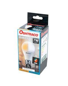 Oshtraco LED Day & Warm Light One Switch LED Bulb 1pc