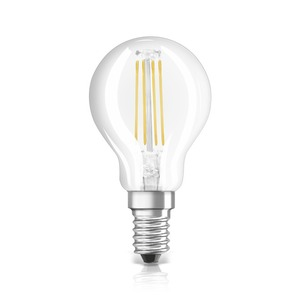 Osram Clear Filament LED Warm White 4W