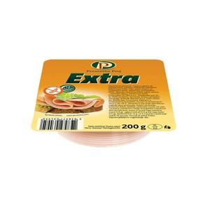 Perutnina Extra Chicken Sausage Slice 200g