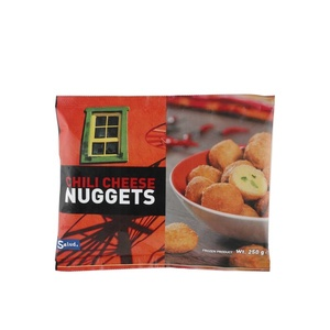 Salud Chili Cheese Nuggets 250g