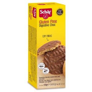 Schar Digestive Chocolate 150g