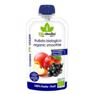Smoothies  Apple And Blackcurrant 120g