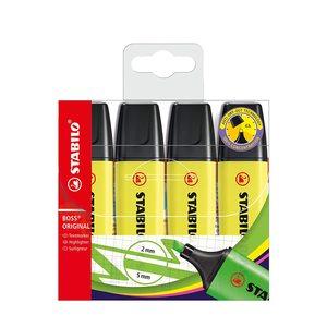 Stabilo Boss Hi-Lighter 1pc