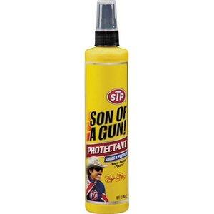 STP Son Of A Gun Protectant New Car 100oz