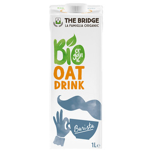 The Bridge Bio Oat Drink Barista 1L