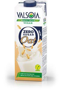 Valsoia Oat Zero Sugar 1L
