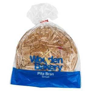 Wooden Bakery Arabic Bread Oat 220g