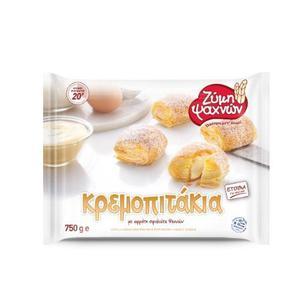Zimi Cream Mini Pies Puff Pastry 500g