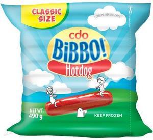 Cdo Bibbo Hotdog Cocktail 500g