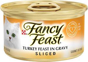 Fancy Feast Turkey 3oz