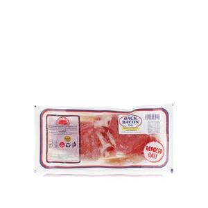 Farmers Choice Back Bacon Unsmoked 200g