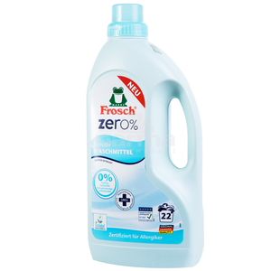 Frosch Zero Liquid Detergent Sensitive 1.5L