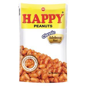 Happy Peanut Classic Adobo Mani 100g
