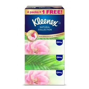 Kleenex Natural Collection Facial Tissues 170s