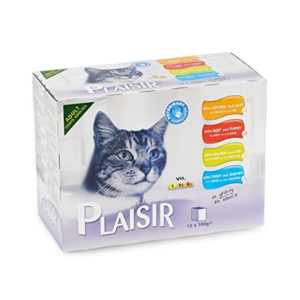 Plaisir Cats Chunkgravy 100g
