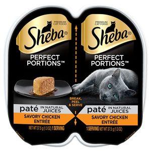 Sheba Chicken Entree Pouch 85g