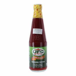 UFC Banana Sauce Hot 550g