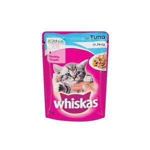 Whiskas In Jelly Tuna 85g