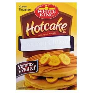 White King Hot Cake Mix Classic 400g