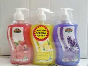 Our Choice Hand Wash 3x500ml