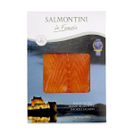 Salmontini Le Fumoir Chilled Smoked Scottish Salmon D-Cut 100g