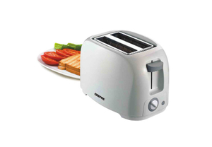 Geepas Bread Toaster 2 Slice 800W 1pc