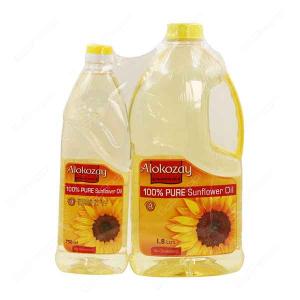 Alokozay Sunflower Oil 2x1.5L