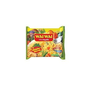 Wai Wai Noodles Assorted 10x75g