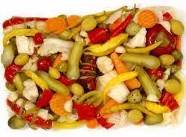 Mixed Pickles 1kg
