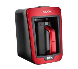 Fakir-Kaave Turkish Coffee Machine-Rouge Red 1pc